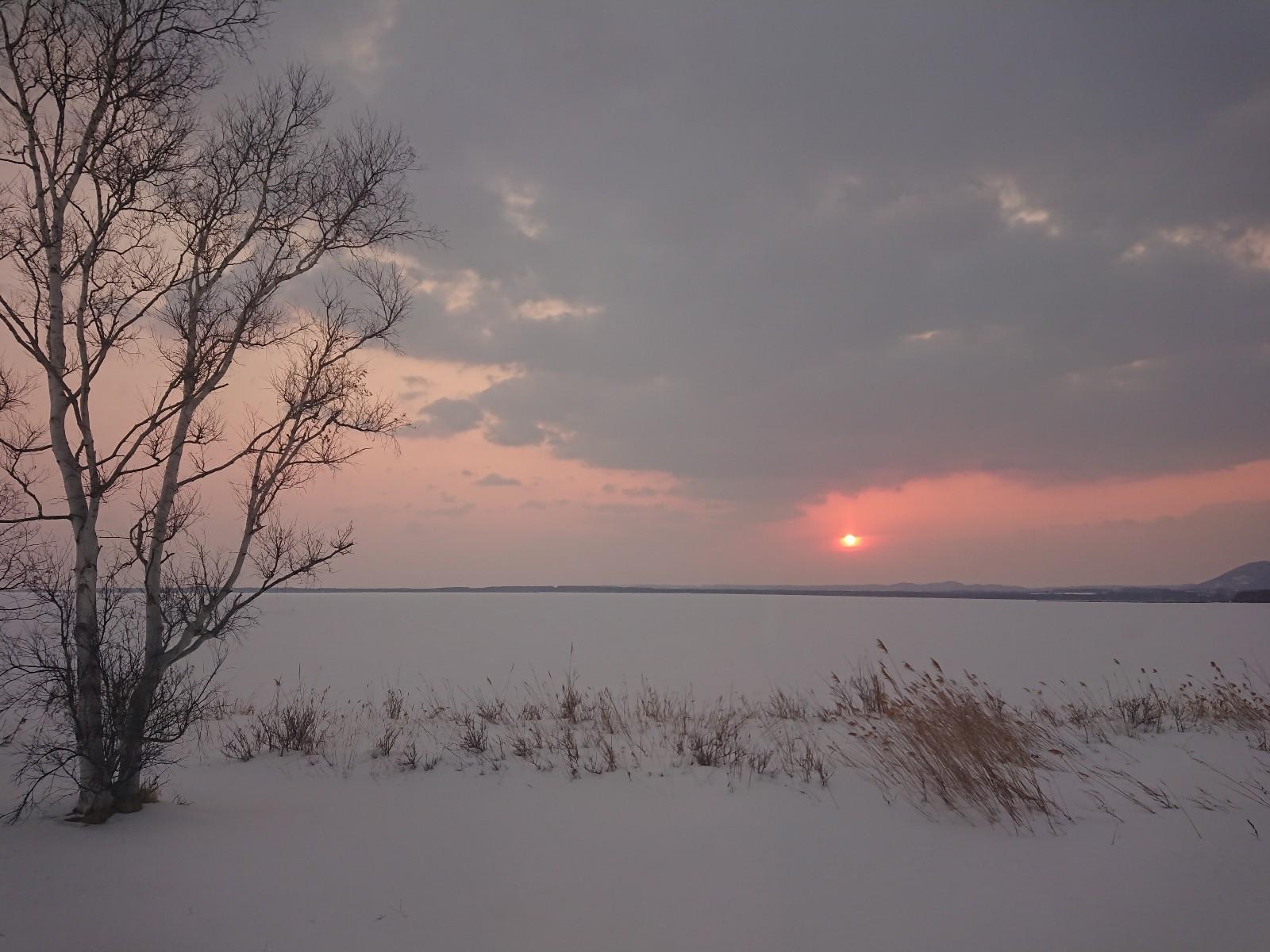 日の出の位置